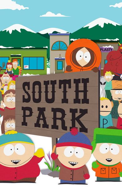 south park online english