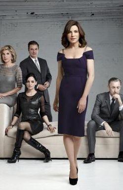 Сериал хорошая жена 7 сезон смотреть онлайн
