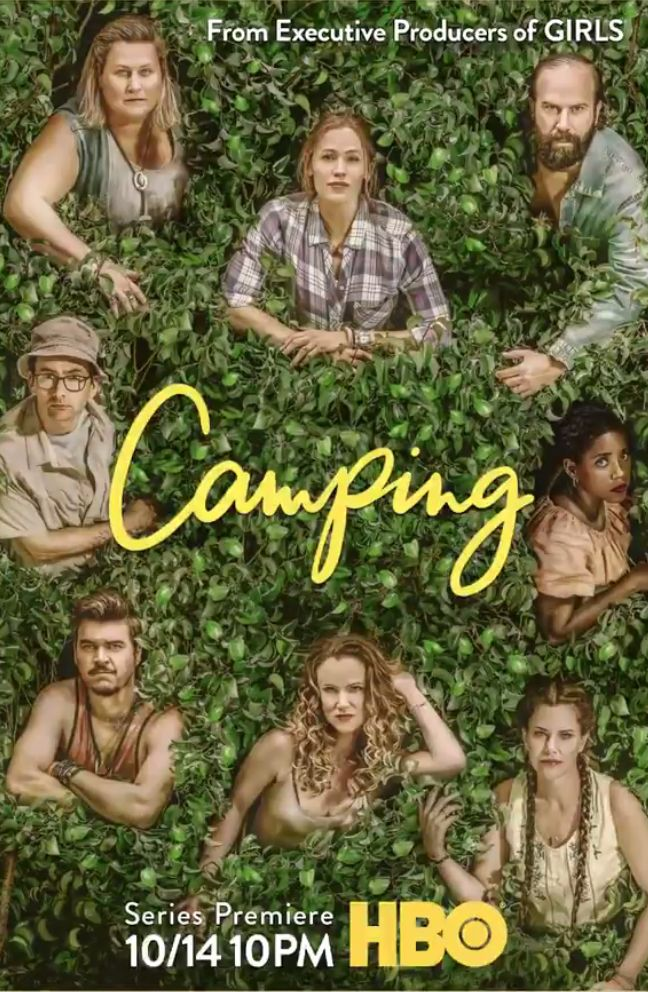 Camping 1x01 Espa&ntildeol, Latino y Vose Disponible