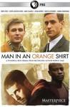 Man in an Orange Shirt Image