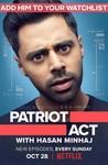 Patriot Act with Hasan Minhaj Image