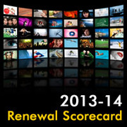 2013-14 TV Season Scorecard Image