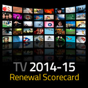 2014-15 TV Season Scorecard Image