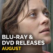 DVD/Blu-ray Release Calendar: August 2015 Image