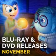 DVD/Blu-ray Release Calendar: November 2015 Image