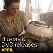 DVD/Blu-ray Release Calendar: April 2016 Image