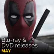 DVD/Blu-ray Release Calendar: May 2016 Image