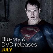 DVD/Blu-ray Release Calendar: July 2016 Image