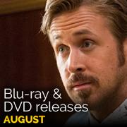 DVD/Blu-ray Release Calendar: August 2016 Image