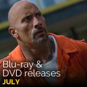 DVD/Blu-ray Release Calendar: July 2017 Image