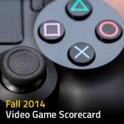 Video Game Release Calendar & Scorecard - Fall 2014 Image