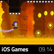 10 Best iPhone/iPad Games for September 2014 Image