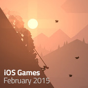 10 Best iPhone/iPad Games for February 2015 Image