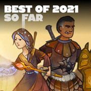 The 20 Best Video Games of 2021 So Far Image