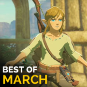 Best of March 2017: Top Albums, Games, Movies & TV Image