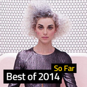 The Best Albums of 2014 So Far Image