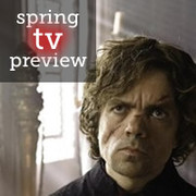Spring TV Preview and Premiere Calendar Image