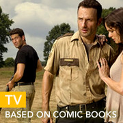 Ranked: Best/Worst TV Shows Based on Comic Books Image