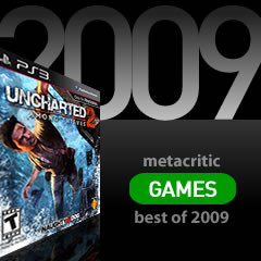 metacritic best pc games 2020 The Best Games of 2009   Metacritic