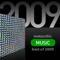 Best music of 2009 metacritic high scoring albums by year malvernweather Choice Image
