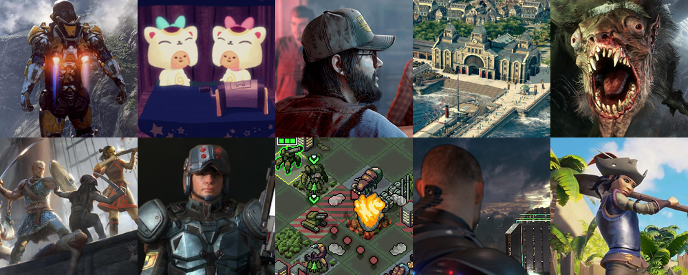 TOP 15 NEW Upcoming Games of SEPTEMBER 2018 (PS4 / Xbox ...