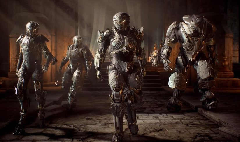 metacritic best pc games 2020 45 Most Anticipated Games Due in 2019: Anthem   Metacritic