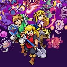 Cadence of Hyrule: Zelda