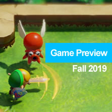 Fall Videogame Preview