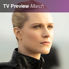 March TV Preview
