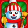 Snowman Maker - Christmas Holiday Image