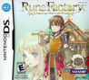 Rune Factory: A Fantasy Harvest Moon Image