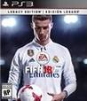 FIFA 18: Legacy Edition