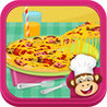 Cooking Kid - Making Pizza Image