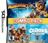 DreamWorks Madagascar 3 & The Croods: Combo Pack