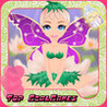 Water Lily Fairy Makeover Image