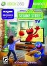 Kinect Sesame Street TV Image