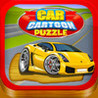 Car Cartoon Puzzle for Kids and Toddlers Image