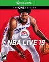 NBA Live 19 for Xbox One Reviews - Metacritic