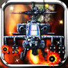 a Helicopter Jungle Command - Air Battle Image