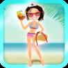 A Summer Beach Stars Paradise Sea Island Design and Maker Game Image