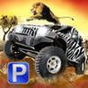 3D Safari Parking PRO - Full Wildlife Explorer Lion and Elephant Simulator Version Image