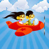 Fly Adventure - Boy and Girl Image