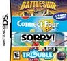 Battleship / Connect Four / Sorry! / Trouble Image
