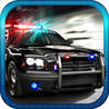 City Police Force Car Chase 3D Image