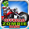 Offroad Zombie Dash ( Motor Bike Stunts Game ) Image