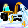 Angry Neighbours Funny Show - The cold winter snow blower fight episode 4 - Gold Image