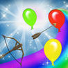 Colors Hit Balloons Magical Target Game Image
