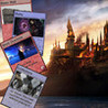 Two Towers - is a card board game for family, kids and Might and Magic fans. HD Image