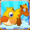 Poopy Wing Crush! Flappy Winged Animal Match 3 Puzzle Game Image