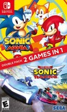 Sonic Mania / Team Sonic Racing Double Pack Image